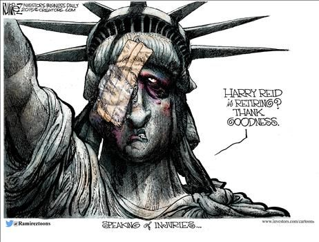 By Michael Ramirez - April 1, 2015