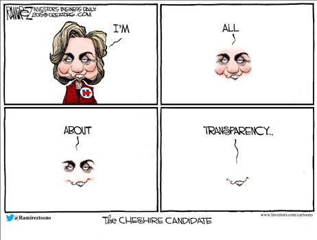 By Michael Ramirez - April 28, 2015