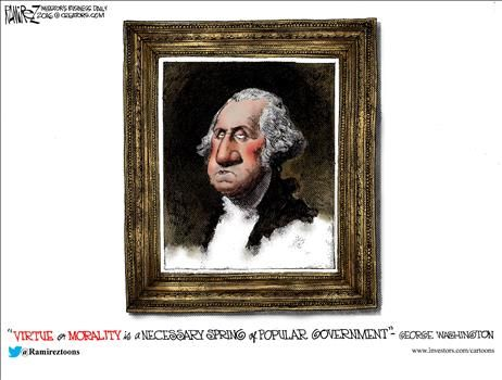 By Michael Ramirez - April 30, 2016