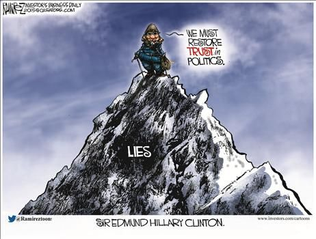 By Michael Ramirez - May 1, 2015