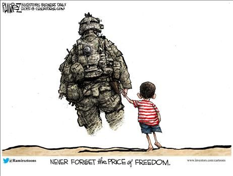 By Michael Ramirez - May 24, 2015