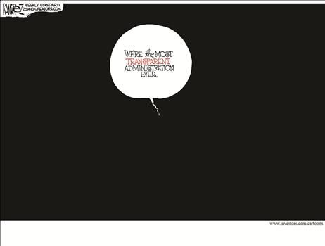 By Michael Ramirez - July 21, 2014