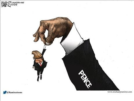 By Michael Ramirez - July 21, 2016