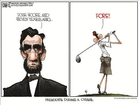 By Michael Ramirez - July 24, 2014
