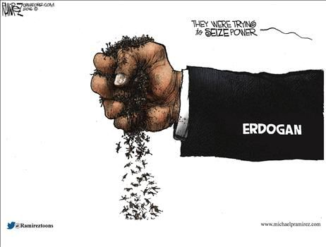 By Michael Ramirez - July 24, 2016