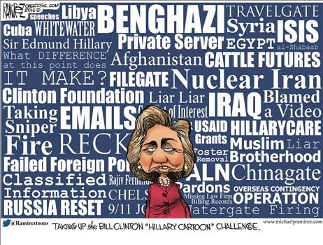 By Michael Ramirez - July 28, 2016