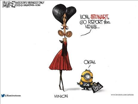 By Michael Ramirez - July 30, 2015