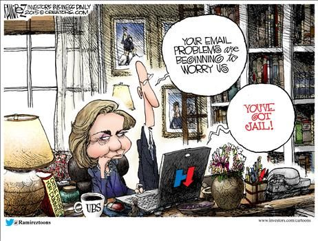 By Michael Ramirez - July 31, 2015