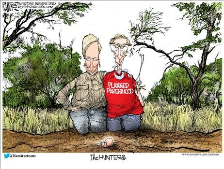 By Michael Ramirez - August 1, 2015