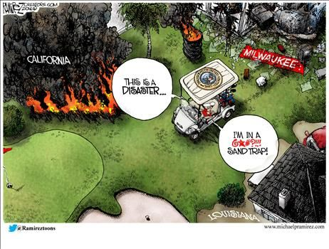 By Michael Ramirez - August 21, 2016