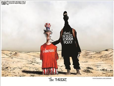 By Michael Ramirez - August 23, 2014