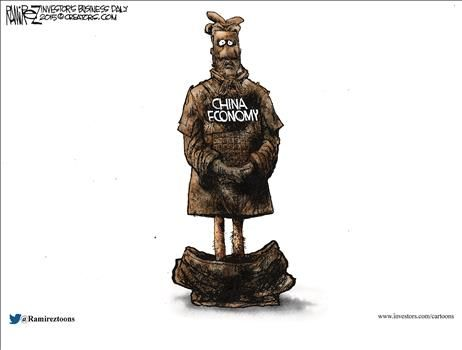By Michael Ramirez - August 28, 2015