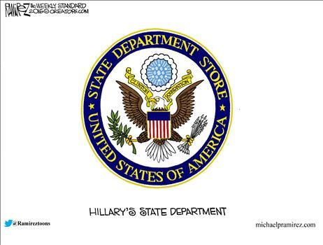 By Michael Ramirez - August 29, 2016