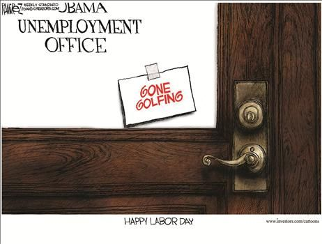 By Michael Ramirez - September 1, 2014