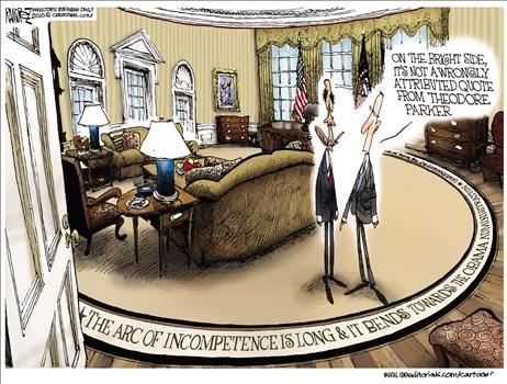 Political Cartoon by Michael Ramirez