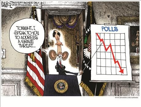 By Michael Ramirez - September 12, 2014