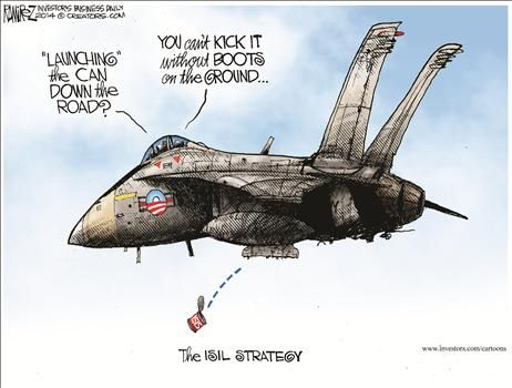 By Michael Ramirez - September 18, 2014