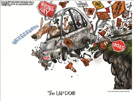 By Michael Ramirez - September 19, 2014