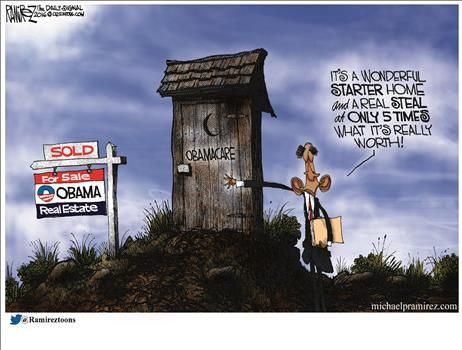 By Michael Ramirez - October 22, 2016