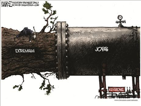 By Michael Ramirez - November 21, 2014