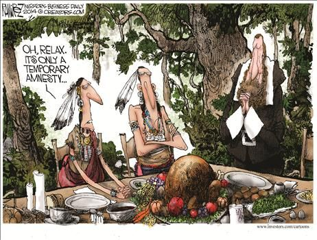 By Michael Ramirez - November 27, 2014