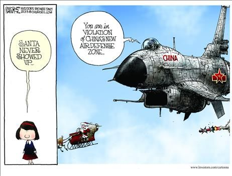 By Michael Ramirez - December 28, 2014