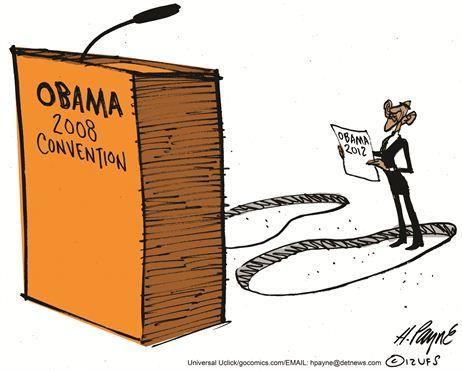 henry payne cartoon obama