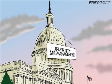 New Congress Leadership - cartoon