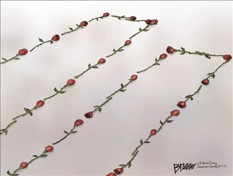 By Steve Breen - September 11, 2014