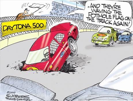 Political Cartoons by Dana Summers