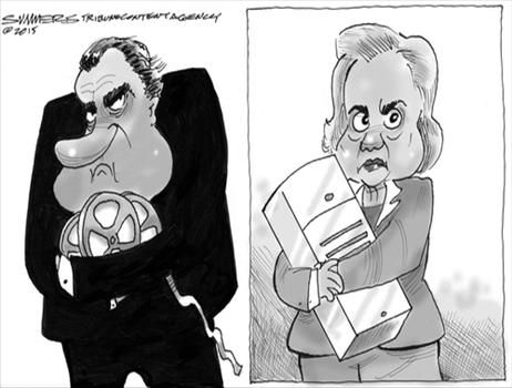 Political Cartoons by Dana Summers