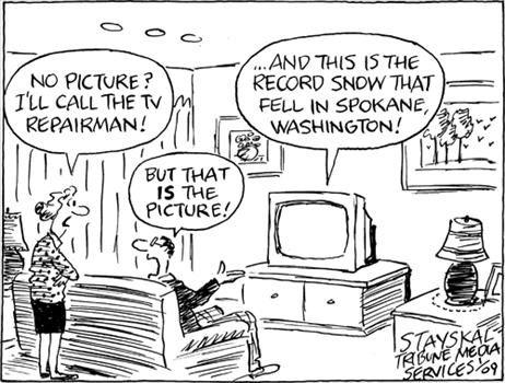 Political Cartoons by Wayne Stayskal