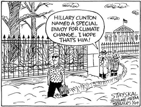 Political Cartoons by Wayne Stayskal