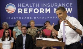 Young Obama Backers AWOL From Health Care Fight