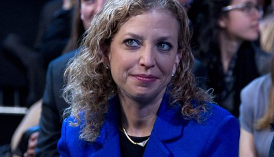 ADVANCE FOR MONDAY, AUG. 20 AND THEREAFTER - FILE - In this March 4, 2012 file photo, Democratic National Committee Chair, Rep. Debbie Wasserman Schultz, D-Fla. is seen at the Washingto
