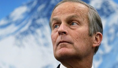 In this Oct. 30, 2012 photo, Republican U.S Senate candidate Todd Akin appears at a campaign event in Lee