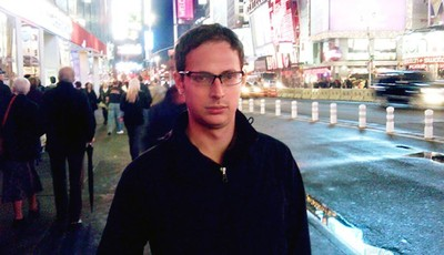 CORRECTS DATELINE TO NEW YORK - This undated image released courtesy of Brian Silver shows author and statistician Nate Silver in New York. The 34-year-old statistician, unabashed numbe