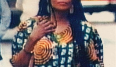 FILE - This is an undated file photo provided by the New Jersey State Police showing Assata Shakur - the former Joanne Chesimard - who was put on a U.S. government terrorist watch list