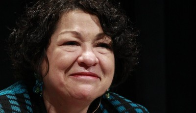 FILE - In this May 2, 2013 file photo, Supreme Court Justice Sonia Sotomayor is seen in Denver. Sotomayor has gotten more than $3 million in advance payments for her best-selling memoir