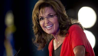 Former Gov. of Alaska Sarah Palin speaks during the Faith and Freedom Coalition Road to Majority 2013 conference, Saturday, June 15, 2013, in Washington. Religious conservatives have be