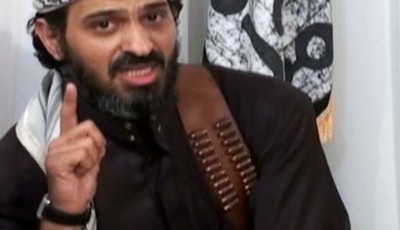 FILE - In this undated frame grab from video posted on a militant-leaning Web site, and provided by the SITE Intelligence Group, shows Saeed al-Shihri, deputy leader of al-Qaida in the