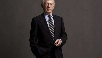 This undated image released by NBC shows newsman Ted Koppel in New York. Koppel, who has a report on juvenile justice on Friday