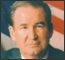 "Pat Buchanan - ""Sarky"" Plays the Patriot Card"