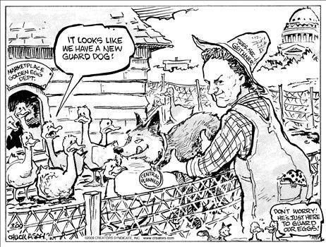 Townhall Political Cartoons Chuck Asay Archive