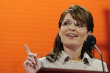 -                FILE - In this Sept. 3, 2008, file photo, Republican vice presidential candidate, Alaska Gov. Sarah Palin, speaks during the Republican National Convention in St. Paul, Minn. Republican