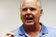 -                FILE - In this Jan. 1, 2010 file photo, conservative talk show host Rush Limbaugh speaks during a news conference in Honolulu. Director Betty Thomas said John Cusack's production compan