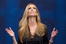 Ann Coulter Is Not Happy With Trump's Softening on Immigration