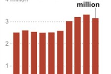 -                Graphic shows annual disability applications