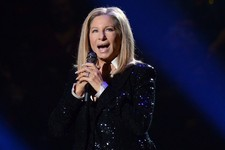 -                FILE - This Oct. 11, 2012 file photo shows singer Barbra Streisand performing at the Barclays Center in the Brooklyn borough of  New York. A Barbara Streisand concert, Shakespearean dra