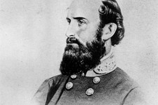 "-                FILE - This undated file photo shows a drawing of Thomas Jonathan ""Stonewall"" Jackson, the Confederate general during the American Civil War, 1861-65. On Friday, May 10, 2013, the 150th"